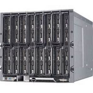 DELL PowerEdge M1000e 16x M620 Server Blade **256 Cores 512 Threads*** 1TB RAM **HPC Render Farm